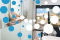 Thumb calma villas upstirs bedroom shower