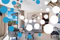 Thumb villa drakatos mare vasiliki lefkada lounge room kitchen area