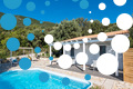 Thumb villa mylos vasiliki cottages in lefkada greece outdoor area with private pool