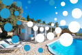 Thumb villa mylos vasiliki cottages in lefkada greece outdoor area