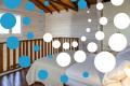 Thumb villa vissala arnebia accommodation lefkada lefkas upstairs double bedroom luxury