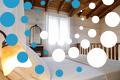 Thumb villa vissala arnebia accommodation lefkada lefkas upstairs double bedroom